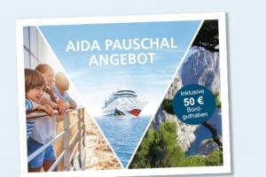Produktbild von Kreuzfahrten-Sonderangebot: AIDA, Costa, MeinSchiff uvm. sehr günstig wie nie!