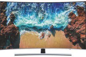Bild von Samsung UE65NU8509T Curved-LED-Fernseher (163 cm/65 Zoll, 4K Ultra HD, Smart-TV), schwarz
