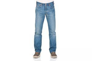 Produktbild von Levis® Herren Jeans 501® – Original Fit – Blau – Penne
