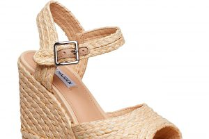 Produktbild von Stanton Sandal Sandale Mit Absatz Espadrilles Beige STEVE MADDEN