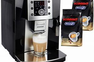 Bild von De'Longhi Kaffeevollautomat Perfecta ESAM 5400.B, mit Kegelmahlwerk, schwarz
