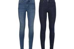 Produktbild von ESMARA® Damen Jeans