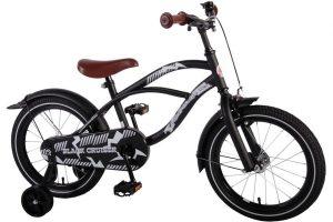Produktbild von Volare Cruiser Fahrrad 16 Zoll, Schwarz