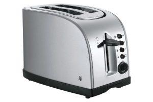 Bild von WMF Toaster Stelio, 900 W, mit Bagelfunktion, silberfarben