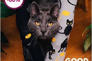 Produktbild von Good Mood – Socken für alle Sale bis zu 60% Rabatt