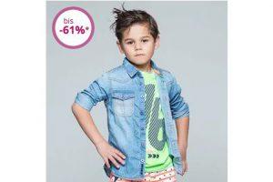 Bild von Kindermode Sale bis zu 61% Rabatt