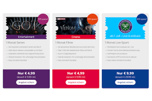 Bild von Sky Entertainment Ticket: 1 Monat für 4,99€ (Game of Thrones, Chernobyl, Billions etc.)