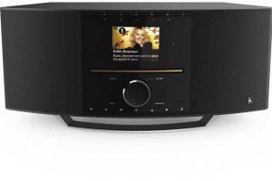 Bild von Hama DIR3505MSCBT Internet Tischradio AUX, Bluetooth®, CD, DAB+, LAN, UKW, USB, WLAN Akku-Ladefunktion