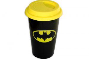 Bild von Batman Kaffeebecher