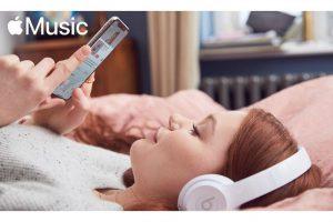 Bild von 4 Monate kostenloses Apple Music Abo