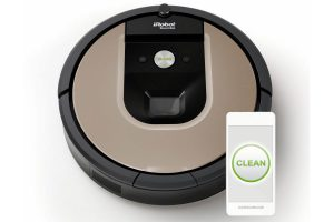 Produktbild von iRobot Saugroboter Roomba 966, Appfähig, natur