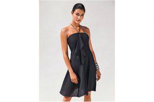Bild von Freizeit-Kleid Sunflair schwarz