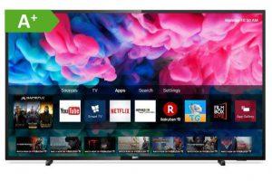 Bild von Smart TV Philips 55PUS6503/12 55″ Ultra HD 4K WIFI Schwarz