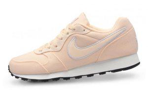 Bild von Nike MD Runner 2 Sneaker – Damen – apricot jetzt im Angebot