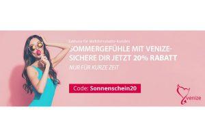 Produktbild von Love Toys Sale bis zu 20% EXTRA-Rabatt + Gratis Gel = Gutscheincode: Sonnenschein20