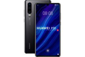 Bild von Huawei P30 Dual-SIM schwarz
