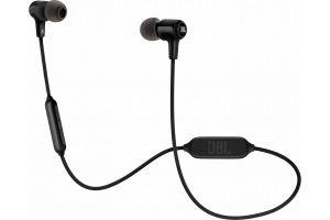 Bild von JBL »E25BT« In-Ear-Kopfhörer (Befestigungsclip), schwarz