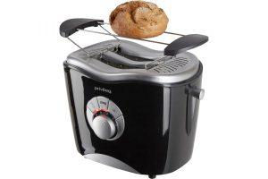 Bild von Privileg Toaster T330, für 2 Scheiben, 860 W, schwarz
