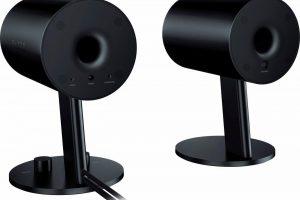 Bild von RAZER Nommo 2.0 Chroma Stereo PC-Lautsprecher, schwarz