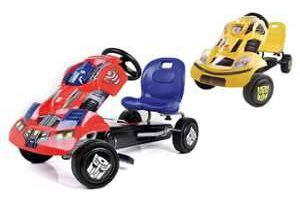 Produktbild von Hauck TOYS FOR KIDS Go Kart Transformers