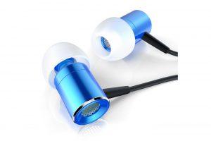 """Bild von CSL High End In-Ear Kopfhörer """"Glare Blue"""" »Dynamischer 8mm Treiber / Noise Reduction Design«, blau"""