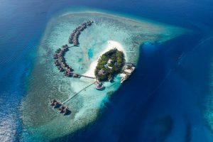 Produktbild von Tropischer Luxus am Indischen Ozean – Traumhafter Blick aufs Meer – inkl. All-inclusive, Privatpool & Speedboot-Transfers = 2315€