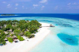 Bild von Bestseller: Strandvilla auf den Malediven – Ein Traum im Indischen Ozean – Inkl. Frühstück, Speedboot-Transfers & Massage = 402€