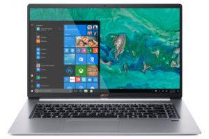 Produktbild von Acer Swift 5 (SF515-51T-70UX) Ultra Thin 15,6″ Full HD IPS Touch Intel Core i7-8565U 8GB