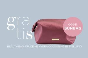 Bild von Sicher dir eine kostenlose Beauty Bag zu deiner Bestellung! Mit dem CODE: SUNBAG