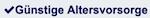 Günstige-Altersvorsorge.de Logo