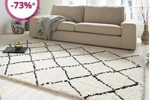 Produktbild von Teppich Summer Sale XXL bis zu 73% Rabatt