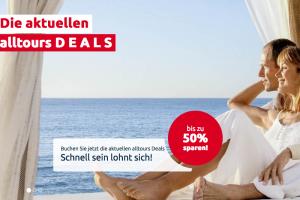 Produktbild von Jetzt die besten Lastminute Deals buchen und bis zu 50% sparen!