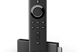 Bild von Fire TV Stick 4K Ultra HD mit Alexa-Sprachfernbedienung statt 59,99€ nur 29,99€