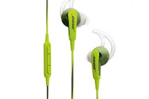 Bild von Bose ® SoundSport in-ear Kopfhörer für Apple Geräte grün