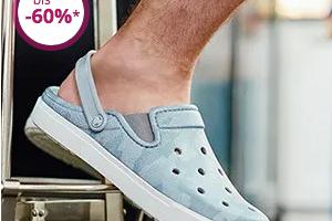 Bild von Crocs Sale bis zu 60% Rabatt