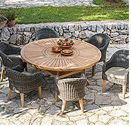Bild von Gartenmöbel & Zubehör bis zu 50% Rabatt