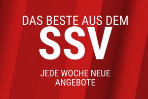Bild von Sport SSV bis zu 60% Rabatt auf Sportbekleidung