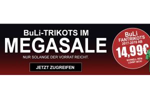 Bild von Trikot-Sale-Aktion! Bis zu 80% reduziert!