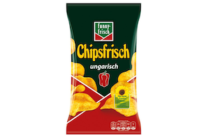 Bild von funny-frisch Chipsfrisch ungarisch, 175 g