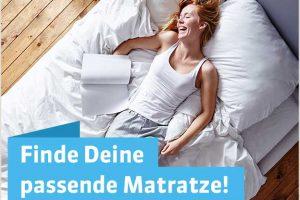 Produktbild von Bis zu 70% Rabatt auf Matratzen
