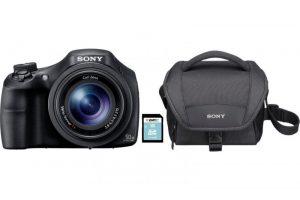 Bild von Sony DSC-HX350B mit Zubehör für 258,00€