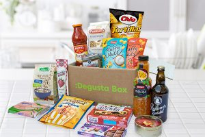 Bild von Exklusiv bei uns: 50% Rabatt auf deine erste Degusta Box, Gratis Versand + 3 Gratis Produkte als Geschenk dazu! CODE: SNACK8