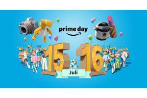 Bild von Amazon Prime Day ist da! Sichere Dir bis zu 91% Rabatt auf Produkte von von TopMarken