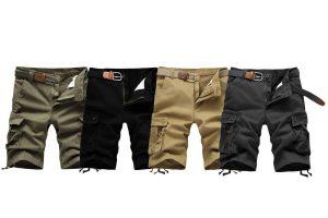 Bild von 1x oder 2x Preston Sommer-Shorts für Herren in der Farbe und Größe nach Wahl