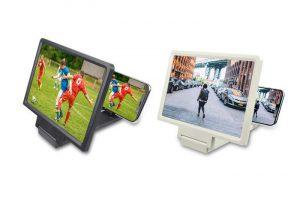 Bild von 1x oder 2x Apachie Smartphone-Bildschirm-Vergrößerer in Weiß oder Schwarz