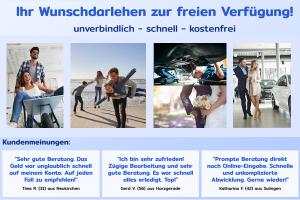 Bild von Darlehen-Geld.de: Schnelle Kreditzusage und Auszahlung innerhalb von 24h zu super Zinsen!