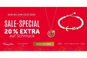 Bild von Christ Sale-Special 20% extra auf Schmuck