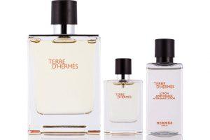 Produktbild von Hermès Terre d'Hermes Set (EdT 100ml + EdT Mini 12,5ml + ASB 40ml)