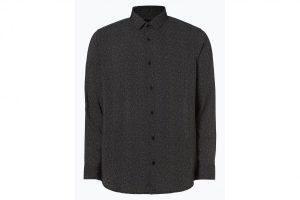 Bild von Armani Exchange Herren Hemd schwarz