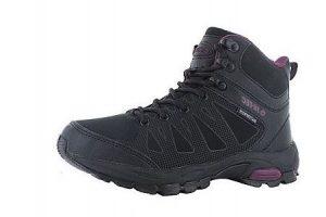 Bild von Hi-Tec Hiking-Schuhe Raven Mid, schwarz
